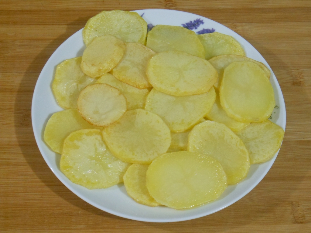 Usmażone ziemniaki