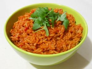 Ryż meksykański (arroz rojo)