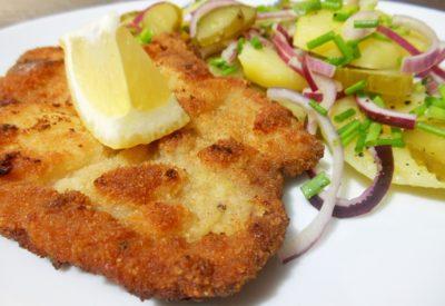 Wiener Schnitzel (sznycel wiedeński)