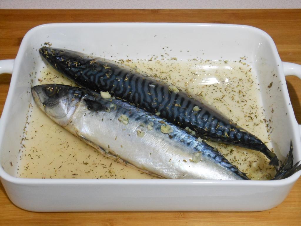 Rybę marynujemy przez min. 24h