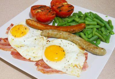 """""""Amerykańskie śniadanie"""""""